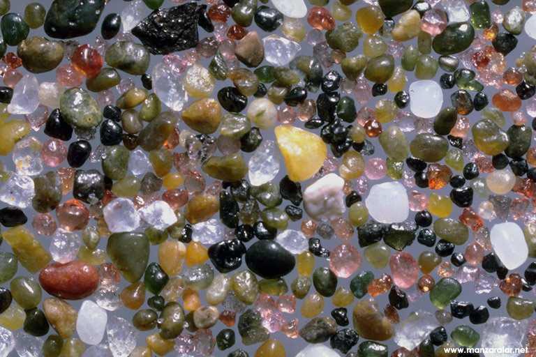 Прозрачные камни фото